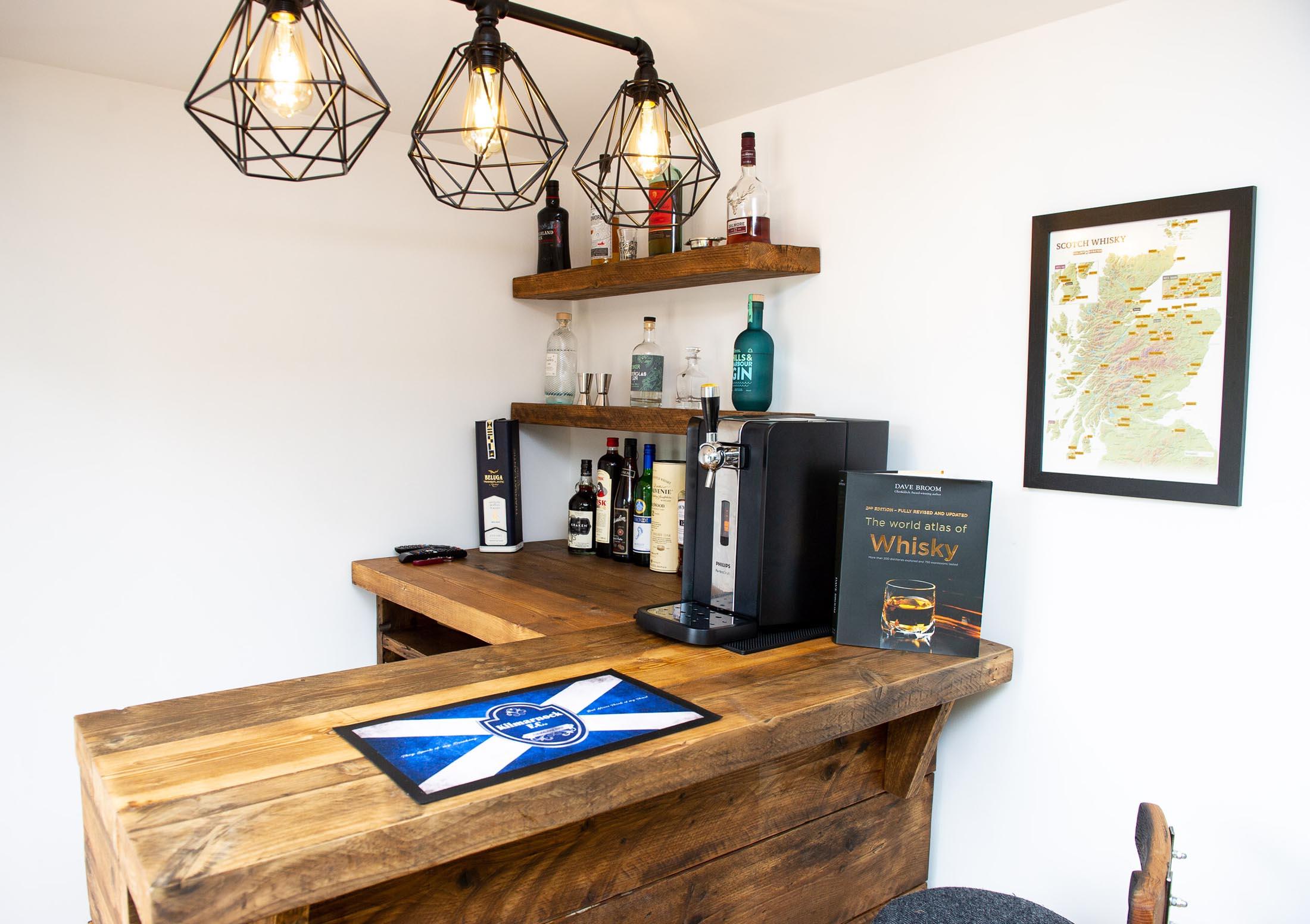 Kilmarnock Garden Room Bar