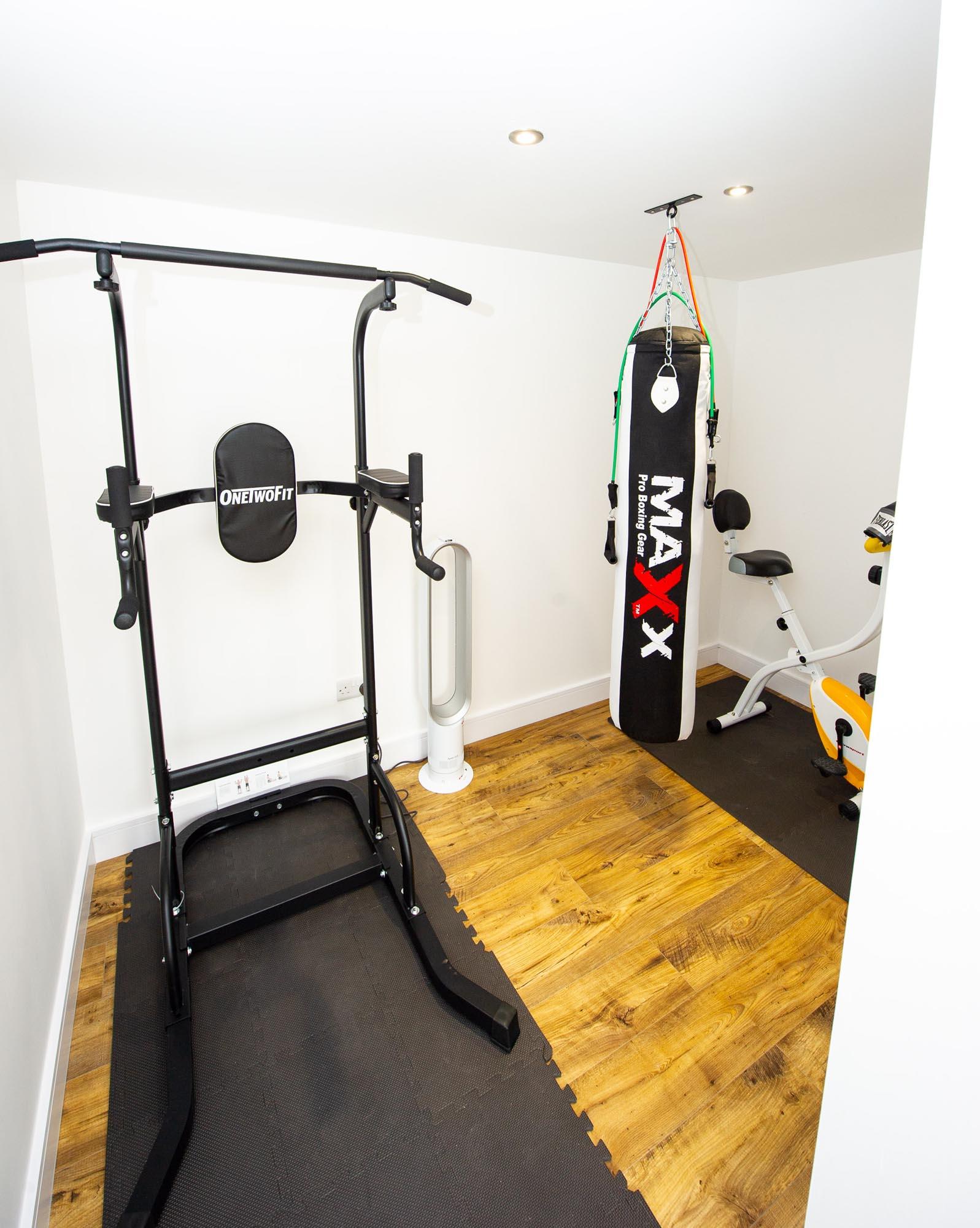 Ayrshire Garden Room Gym
